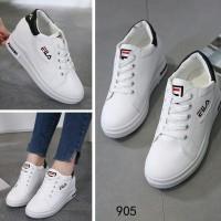 Sepatu Wanita Casual Elysia SDS266 putih