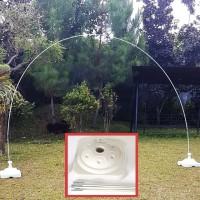Balon Ulang Tahun Balloon Arch Cord Band Kit - Extra Large Base