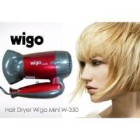 HAIR DRYER lipat WIGO W-350 MERAH - WIGO ORIGINAL B01 S251