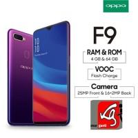 hp OPPO F9 F 9 4/64 RAM 4GB ROM 64GB RESMI bukan F7 Vivo V11 a v 11 v9