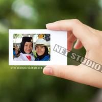 Cetak Foto ala Polaroid ukuran instax mini