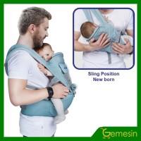 BABYSAFE Hip Seat Carrier Newborn To Toddler Baby Safe Gendongan Bayi