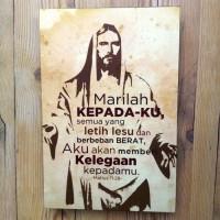HIASAN DINDING MARILAH KEPADAKU