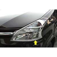 Harga bgr 001 garnish croom lampu depan all new avanza xenia veloz model | Hargalu.com