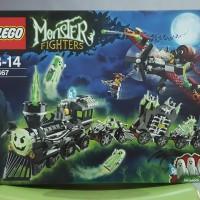 Lego 9467 Monster Fighter