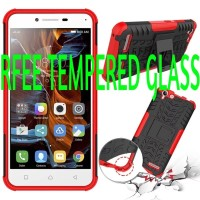 Rugged Armor Casing Lenovo Vibe K5 Plus/Lemon 3/K5 Soft Case Kickstand