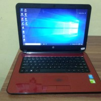 Laptop HP Pavilion 14-R201TX Core i5 BROADWELL RAM 8GB NVIDIA 820M