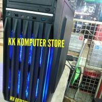 PC RAKITAN GAMING 7 RYZEN 5 2400G & SSD 120GB & HDD 1TB & WIFI