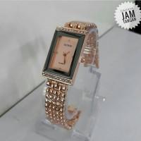 Jam tangan wanita, Guess Diamond, Rosegold, kw super