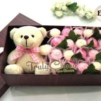 Hadiah cokelat Trulychoco ulang tahun anniversary untuk teman