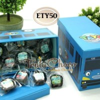 Cokelat Trulychoco karakter tayo special dengan box