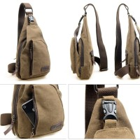 AY tas selempang pria sling bag shoulder bag big size (SALE)