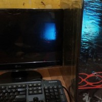 Komputer Core 2 Duo Monitor 19inch