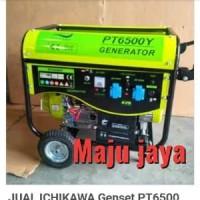 Genset Generator 5000 Watt bensin ICHIKAWA nlg motoyama Paling Laris
