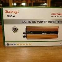 Inverter Mini Genset 1500 watt DC 12 v ke 220 v anti Ma Paling Laris