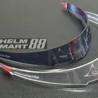 Spoiler AGV K3SV Spoiler Helm AGV Full Face K3 sv spoiler gpr