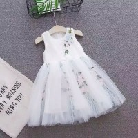 Gaun pesta anak/dress pesta anak/gaun pesta bayi/dress ulang tahun