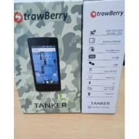 Hp Android Strawberry Tanker Jaringan 3G Ram 512mb Dual Sim Murah