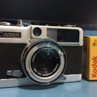 Canon Demi EE17 - Kamera Analog