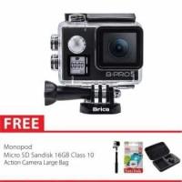 Kamera Aksi BRICA B-PRO 5 Alpha Edition Mark IIs (AE2s) WIFI 4K