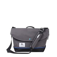 "Hellolulu Hayden All Day Messenger Bag 13"" - Charcoal"