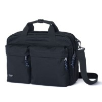 Hellolulu Alto Laptop Briefcase - Black