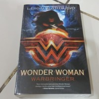 Novel Wonder Woman - Warbringer - Leigh Bardugo