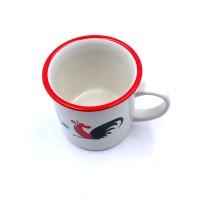 KedaungHome Coffee Mug Gelas Ayam Jago, HNP15381, KSK-02CM KUKURUYUK