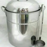 Harga dandang stainless bakso panci baso tong soto mie bakmi | Pembandingharga.com
