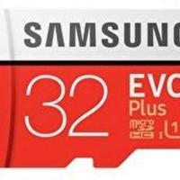 Samsung Memory Card EVO Plus U1 - 32G