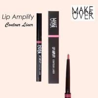 MAKE OVER Lip Amplify Contour Liner pensil bibir