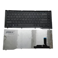 Keyboard Laptop Fujitsu Lifebook LH532 LH 532 LH522 Series Black