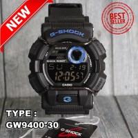 G Shock Full digital GW-9400 Black Hitam Army Jam tangan pria & anak
