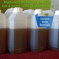 MADU HUTAN BADUY BANTEN ASLI DAN MURNI 100%