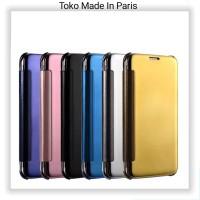 Samsung Galaxy A9 / A9 Pro / Flip Smart Mirror Case Casing Cover