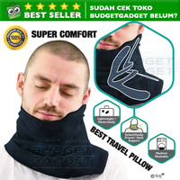 Trtl Bantal Selimut Leher Travel Pillow