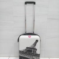 Koper Hardcase Luggage Paris / Eiffel 20 inch A-086