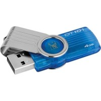 FLASHDISK KINGSTONE 4GB / USB FLASH DISK KINGSTON 4 GB / SLOT USB