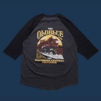 Oldblue Raglan - The Frontier Tour