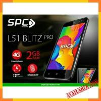 HP SPC L51 BLITZ PRO 4G LTE RAM 2GB ROM 16GB FINGERPRINT GARANSI RESMI