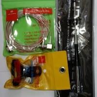 Harga paket antena radio rig mobil siap | antitipu.com