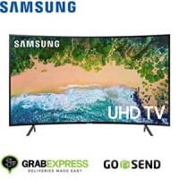 Samsung 55NU7300 55 Inch UHD 4K Smart Curved LED TV NEW
