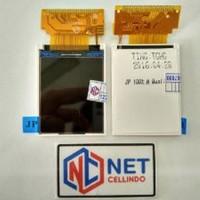 LCD HP SAMSUNG GT E1272 GALAXY CARAMEL LIPAT E 1272 2 SIM FLIP ORI OC