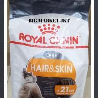 Makanan Kucing Royal Canin Hair & Skin Care 4kg Cat food