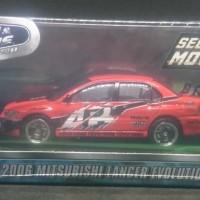 Greenlight - Fast & Furious Sean's 2006 Mitsubishi Lancer Evolution IX