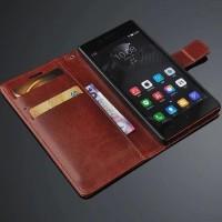 New Flip Cover HP Lenovo Vibe Shot Z90 Wallet Card Case Leather vinta