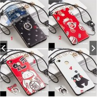 Termurah Fashion iring case Vivo V5 V5s V5 LITE Y67 s Free ring hp + t