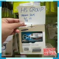 microSD Card - kartu memori hp memory card micro sd samsung 64Gb clas