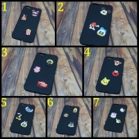 SOFTCASE 3D BLACK KARAKTER/SILICON HP VIVO type : Y55