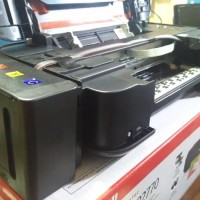 Printer Murah Canon iP2770+ Infus Tabung Box Hitam Exclusive